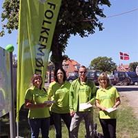 Da Powerjobsøgerne tog til Folkemøde på Bornholm – et sammendrag