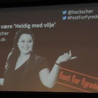 Video: Fest For Fyrede i levende billeder