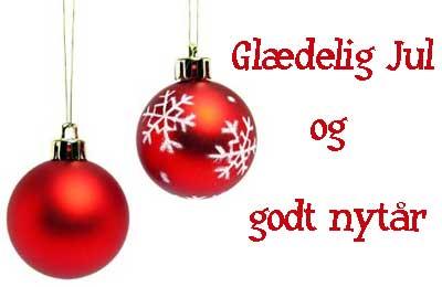 Jule nyhedsbrev